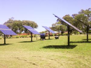 Sun Tracking Panels Grid Connected Solar - Davey Solar Panels Warwick