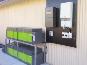 1000ah Battery Off Grid Solar System - Davey Solar Panels Warwick